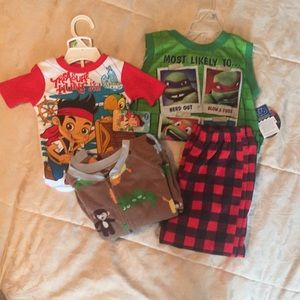 Other - Lot of boys pajamas